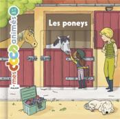 Les poneys - Couverture - Format classique