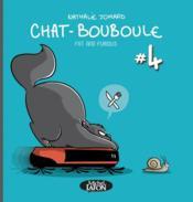 Chat-Bouboule T.4 ; fat and furious - Couverture - Format classique