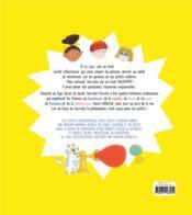 Contes philosophiques racontés par mon chat - 4ème de couverture - Format classique