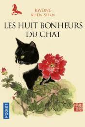 Les 8 bonheurs du chat - Couverture - Format classique