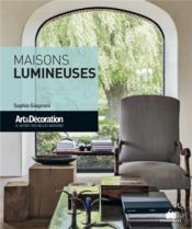Maisons lumineuses - Couverture - Format classique