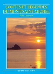 Contes et légendes du mont saint-michel - Intérieur - Format classique