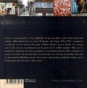 Belleville secret - 4ème de couverture - Format classique
