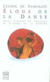Éloge de la danse - Couverture - Format classique