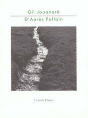 D'Apres Follain - Intérieur - Format classique