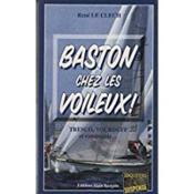 Baston Chez Les Voileux ! - Couverture - Format classique