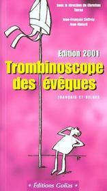 Trombinoscope Des Eveques - Intérieur - Format classique