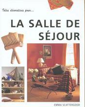 Le Salon - Intérieur - Format classique