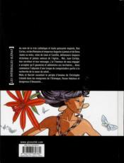 La sueur du soleil - 4ème de couverture - Format classique