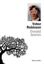 Votez robinson - Couverture - Format classique