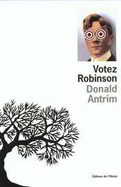 Votez robinson - Intérieur - Format classique