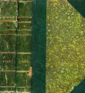 Les Confessions, Tomes I & Ii - Couverture - Format classique