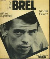 Jacques Brel - Collection poésie et chansons n°3 - Couverture - Format classique