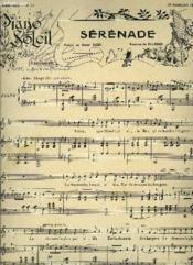 Piano Soleil 10 Septembre 1899, N°11 - Couverture - Format classique