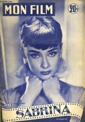 Mon Film N° 453 - Sabrina - Couverture - Format classique