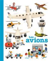 Les avions - Couverture - Format classique