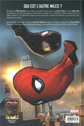 Spider-Men T.2 - 4ème de couverture - Format classique