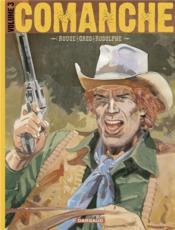 Comanche ; INTEGRALE VOL.3 ; T.11 A T.15 - Couverture - Format classique