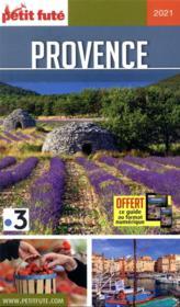 GUIDE PETIT FUTE ; REGION ; Provence (édition 2020) - Couverture - Format classique