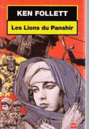 Les lions du Panshir - Couverture - Format classique