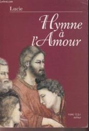 Hymne A L'Amour - Couverture - Format classique
