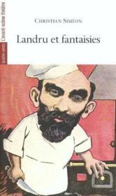 Landru Et Fantaisies - Couverture - Format classique