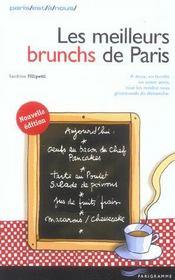 Les Meilleurs Brunchs De Paris - Intérieur - Format classique