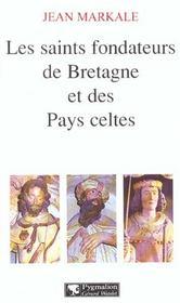 Les saints fondateurs de la bretagne et des pays celtes - Intérieur - Format classique