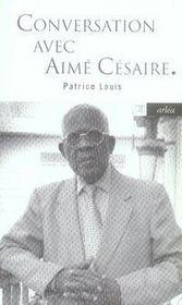 Conversation avec Aimé Césaire - Intérieur - Format classique