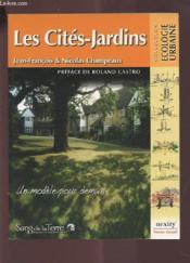Les cités-jardins ; un modèle pour demain - Couverture - Format classique
