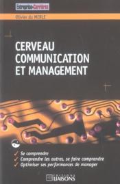 Cerveau, communication et management - Couverture - Format classique