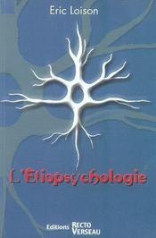 L'étiopsychologie - Intérieur - Format classique