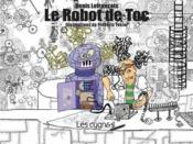 Le robot de toc - Couverture - Format classique