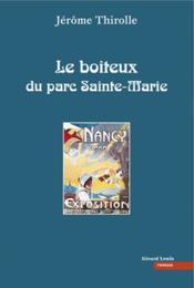Le boiteux du parc Sainte-Marie - Couverture - Format classique