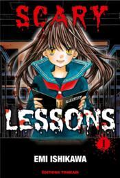 Scary lessons t.1 - Couverture - Format classique