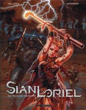 Sian Loriel t.1 ; les marches carmines - Couverture - Format classique