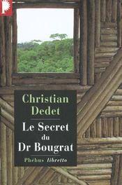 Le secret du Dr Bougrat - Intérieur - Format classique