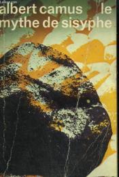 Le Mythe De Sisyphe. Collection : Idees N° 1 - Couverture - Format classique
