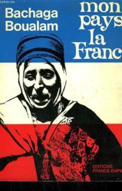 Mon Pays, La France. - Couverture - Format classique
