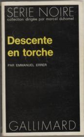 Descente en torche - Couverture - Format classique