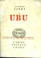 Ubu. Version Pour La Scene. - Couverture - Format classique