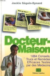 Docteur-Maison - Couverture - Format classique
