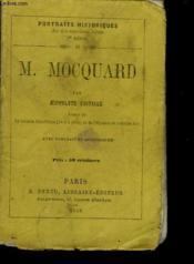 M. Mocquard - Couverture - Format classique