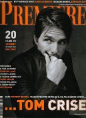 Premiere N° 307 - Dans Minority Report, Traqua Pour Un Crime Qu'Il N'A Pas Encore Commis... Tom Cruise - Couverture - Format classique