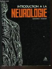 Introduction A La Neurologie - Couverture - Format classique