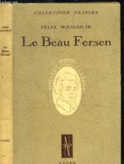 LE BEAU FERSEN / COLLECTION DESTINS - 2e EDITION - Couverture - Format classique