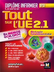 DEI ; biologie fondamentale ; UE 2.1 - Couverture - Format classique