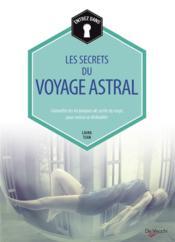 Les secrets du voyage astral - Couverture - Format classique
