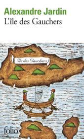 L'île des Gauchers - Couverture - Format classique