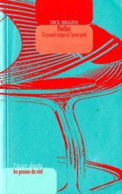 Postface - un journal critique de l'avant-garde - Couverture - Format classique
